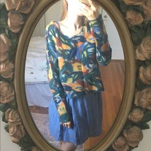 Anthropologie Zoologist Sweater